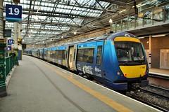 Edinburgh. (Sneeze82) Tags: 170407 class170 scotrail britishtransportpolice edinburghwaverley