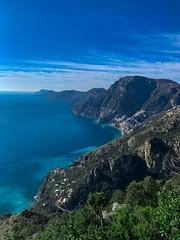 Dalla costiera a Capri