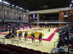 Action! (dougmartin571) Tags: roanokecollege lynchburghornets roanokemaroons maroonsathletics basketball americasgottalent agt zuzuacrobats maroonathletics roanokecollegeathletics