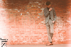 Vintage Foundry Shoe Shoot (JustinTshockley.com) Tags: jts fashion justin t shockley photography model asian mal boy man male suit tie shoes shoe