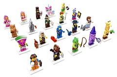 LEGO Minifigures - The LEGO Movie 2 - 71023 (Pasq67) Tags: lego minifigs minifig minifigure minifigures afol toy toys flickr pasq67 71023 2019 thelegomovie2 the movie 2 legomovie2 movie2