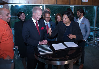 MMB Signs Bill Establishing DC's First Office of Nightlife and Culture