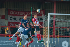 Altrincham FC vs York City FC - November 2018-113 (MichaelRipleyPhotography) Tags: altrincham altrinchamfc altrinchamfootballclub alty ball community fans football footy goal header jdavidsonstadium kick league mosslane nationalleaguenorth nonleague pass pitch referee robins save score semiprofessional shot soccer stadium supporters tackle team vanarama win yorkcityfc