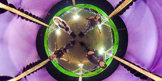 shade nest - Dragonfly Media - Hammock Circle