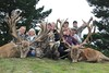 New Zealand Trophy Red Stag Hunting - Kaikoura 47