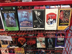 "Horror Movie Rack at Slashback Video • <a style=""font-size:0.8em;"" href=""http://www.flickr.com/photos/28558260@N04/31352130977/"" target=""_blank"">View on Flickr</a>"