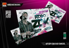 Hip-Hop Star Flyer Template (AndyDreamm) Tags: album artist black box city club dj friday fridays graffiti grunge hiphop money monkeybox music night party rap rapflyer rapper speakers street streets underground urban whisky white