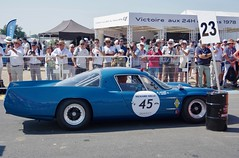 1965 Alpine Renault M65 (Dave Hamster) Tags: lemans lemansclassic sportscars car racingcar motorsport autosport 2018 lemansclassic2018 alpinerenaultm65 alpinerenault m65 alpine renault 1965 45