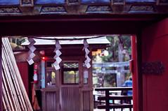 Nikkō Tōshō-gū (日光東照宮) Shrine | Tochigi, Japan (Ping Timeout) Tags: nikkō tōshōgū 日光東照宮 shrine national treasure temple unesco world heritage site structure culture religion belief pray worship shinto tokugawa shogunate edo period leyasu 1617 shogun precinct yōmeimon peace sleeping cat urn ieyasu sacred horse three wise monkeys wwwtoshogujp 日光市 town city tochigi prefecture japan nikko north west season visit travel autumn fall outdoor 栃木県 park nippon holiday 東京 日本 october 2018 vacation explore gate front main 1st red view shide 紙垂 四手 ritual