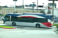 973 103 PRIMO-Crossroads (transit addict 327) Tags: viametropolitantransit bus nikon d5300 55300mmlens 2019 novabus lfs cng compressednaturalgas brt brtstyle busrapidtransit primo crossroadsparkride