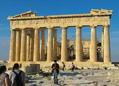 The Acropolis #11 (jimsawthat) Tags: ancient stone ruins parthenon acropolis urban athens greece