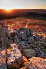 A New Dawn (Rich Walker Photography) Tags: sharpitor dartmoor devon sunrise tor landscape landscapes landscapephotography nationalpark sky sun rock rocks autumn canon efs1585mmisusm england eos eos80d greatbritain