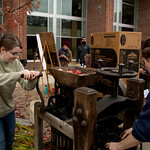 "<b>Harvest Festival</b><br/> CSC's Harvest Festival. October 27, 2018. Photo by Annika Vande Krol '19<a href=""//farm5.static.flickr.com/4846/31915980428_6199e76b9a_o.jpg"" title=""High res"">&prop;</a>"