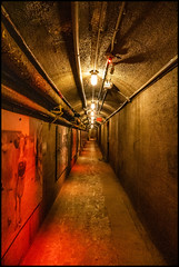 Casa Loma Tunnels (Rodrick Dale) Tags: casa loma tunnels toronto ontario canada underground perspective