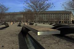 9/11 Memorial at Pentagon (The Crow2) Tags: thecrow2 canon eos 600d washington usa 2017 memorial 911 pentagon