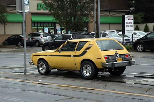 1974 or 1975 AMC Gremlin X