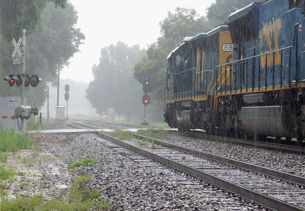 The World's Best Photos of csx and railroadcrossing - Flickr