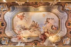 Venezia_0890_Ca_Rezzonico (ivan.sgualdini) Tags: italy seaitaliano amazing art artistic carezzonico city horse italia lights museo museum paint painted roof venezia venice veneto it