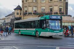 East Coast Buses 10056 SF17VMD (busmanscotland) Tags: east coast buses 10056 sf17vmd sf17 vmd volvo b8rle wright eclipse urban