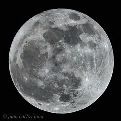 LUNA LLENA (juan carlos luna monfort) Tags: moon night noche nocturna nikond7200 sigma150500 calma paz tranquilidad lasenia