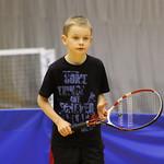 """U10 tenisa sacensības """"Olimpiskās zvaigznītes """" 2012.gada 15.decembris"""