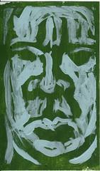 2018.10.08 Looking Serious (Julia L. Kay) Tags: juliakay julialkay julia kay artist artista artiste künstler art kunst peinture dessin arte woman female sanfrancisco san francisco sketch dibujo selfportrait autoretrato daily everyday 365 self portrait portraiture face dpp dailyportraitproject acrylic acrylics acrylicpaint paint painting paper canvas panel