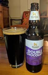 mmmm....beer (jmaxtours) Tags: mmmmbeer youngsdoublechocolatestout stout doublechocolatestout youngsstout youngs youngcosbreweryplc young co youngcosbrewery ale beer londonengland london england