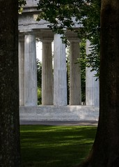 The Potential (dayman1776) Tags: sony a6000 columns neoclassical classical monument architecture beautiful amazing world war one wwi memorial forgotten tree trees telephoto greek roman washington dc america american usa