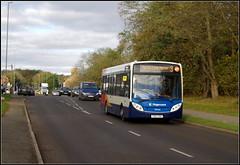 Stagecoach 37050 (Lotsapix) Tags: stagecoach midlands buses bus northamptonshire northampton harlestone dennis enviro enviro200 alexander adl 37050 yx63zwu