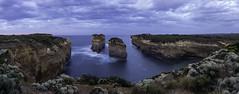 Fallen Arch (deceptiv3) Tags: australia victoria great ocean road panorama 12 apostles