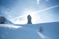 Simplonpass_26. Januar 2018-21 (silvio.burgener) Tags: simplonpass simplon switzerland adler schweiz swiss svizzera suisse hospiz sempione steinadler