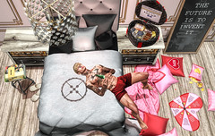 Lets play truth or dare (RyanTailor (Taking Clients)) Tags: furniture deco decor decorate decoration interieur astralia cupidinc cupid adult pg truthordare fancydecor contrast anaposes hive thehive bazar aphrodite hipsterstyle notfound skin ray modulus musu riot