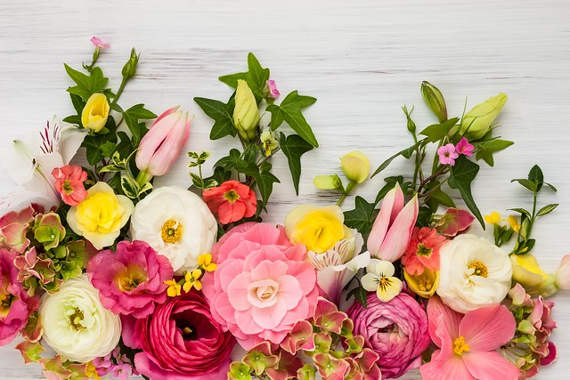 Обои цветы, розы, wood, pink, flowers, beautiful, пионы, композиция, floral картинки на рабочий стол, раздел цветы - скачать