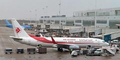 7T-VJP Air Algérie Boeing 737-800 BRU 150319 (kitmasterbloke) Tags: brussels zaventem bru ebbr aircraft aviation jet belgium outdoor transport