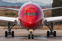 Norwegian Long Haul B787-9 LN-LNO (José M. Deza) Tags: 20190201 b7879 bcn boeing elprat lebl lnlno norwegain planespotting spotter aircraft
