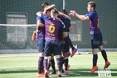 DSC_9713 (VAVEL España (www.vavel.com)) Tags: fcb barcelona barça masia cadete base cantera formativo nàstic dh fútbol football futebol soccer blaugrana azulgrana