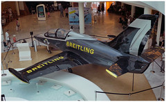 BREITLING L39 (Aerofossile2012) Tags: dijon 2017 latoisondor avion aircraft aviation l39 albatros breitling maquette