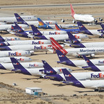 FedEx Airbus A310-200F; N403FE@VCV;29.01.2018 thumbnail