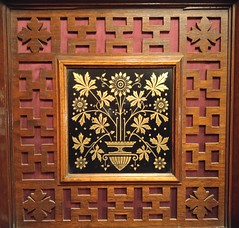 organ detail (Robertson the Bruce) Tags: lougheed house calgary history antique musical instrument pump organ craftsmanship art