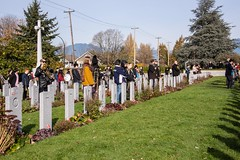 20181111_0004_1 (Bruce McPherson) Tags: brucemcphersonphotography centumcorpora remembranceday armistice brassband 100piecebrassband livemusic bandmusic brassmusic remembrance armisticeday veteransday mountainviewcemetery jones45 areajones45 commonwealthcemetery remembering honouring wargraves outdoorperformance outdoormusic vancouver bc canada thelittlechamberseriesthatcould homegoingbrassband