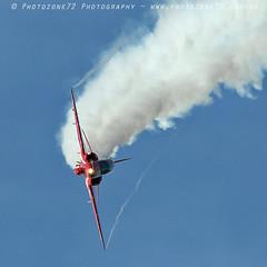 8511 R7 XX232 (photozone72) Tags: raf rafat redarrows reds redwhiteblue aviation aircraft jets lincolnshire scampton canon canon7dmk2 canon100400f4556lii 7dmk2