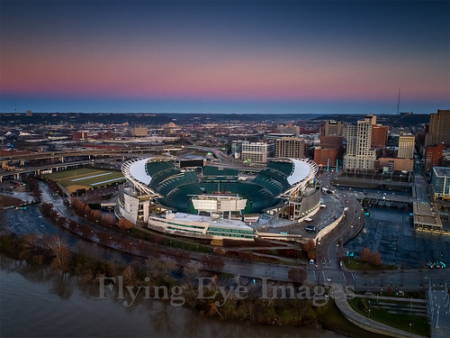 Paul Brown Stadium - Flickr