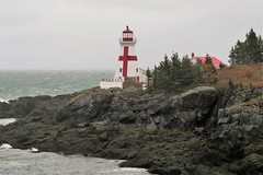 Head Harbour Light (Larry Myhre) Tags: headharbour eastquoddyhead lighthouse historic campobelloisland newbrunswick canada stormy