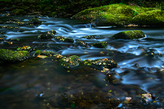 Flowing silk (Rico the noob) Tags: 2018 rock d850 lakedistrict 2470mm nature water outdoor 2470mmf28 rocks longexposure waterfall river travel published dof landscape reflection uk stones