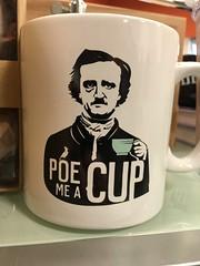 poe in a cup (timp37) Tags: poe cup coffee mug 2nd charles 2018 november indiana edgar allan