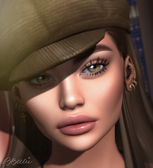 sensitive (babibellic) Tags: secondlife sl avatar aviglam portrait people glamaffair virtual blogger beauty babigiobellic bento babibellic