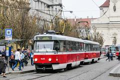 BRN_1649_201811 (Tram Photos) Tags: ckd tatra t3g brno brünn strasenbahn tram tramway tramvaj tramwaj mhd šalina dopravnípodnikměstabrna dpmb t3