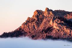 Stratus sur le bassin lémanique. Le Mont César (MarKus Fotos) Tags: chablais bernex hautesavoie gavot stratus brume brouillard montagne mountain alpes alps auvergnerhonealpes