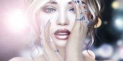 Whispered (Annjalyk Storm (model/photographer)) Tags: portait glam lipstick blueeyes lumipro foxcity alaskametro catwa euphoric