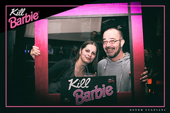 0291 (Ester Vulpiani Photographer) Tags: kill barbie wishlist roma night life dance dancing club clubbing nightlife disco girl girls frame pink fuxia smile smiling happy people kiss love portrait dj djs happiness friendship friends friend 2018 ester vulpiani canon eos 550d